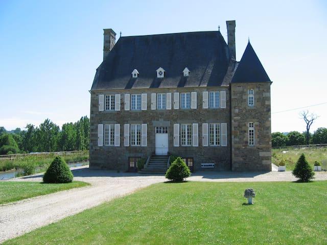 La Sémondière Castle - Basse-Normandie - Slott