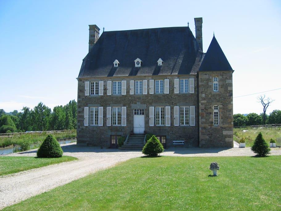 Ch Teau La S Mondi Re Chambre Louis Xvi Au Chateau