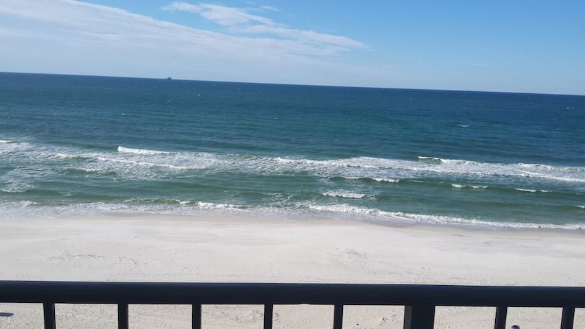Direct Beach Front at PCB - awesome gulf views!