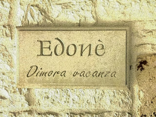 Edoné appartamento turistico