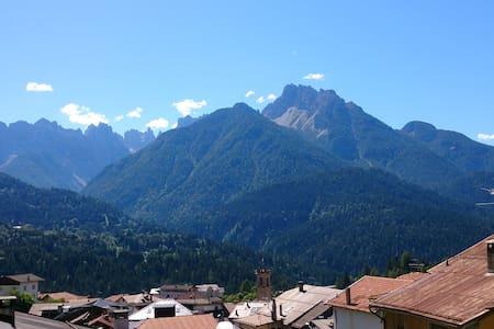 Avventura e Relax tra le Dolomiti - Lozzo di Cadore - Lejlighed