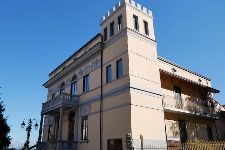 Villa liberty (1928), fuori dai consueti percorsi.