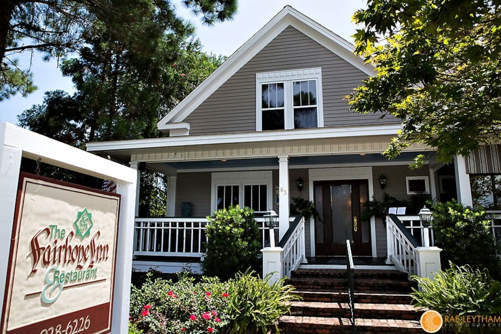 Fairhope Bed And Breakfast Reviews