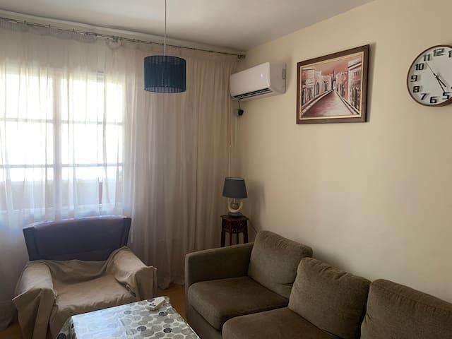 Apartamento entero. 3 camas