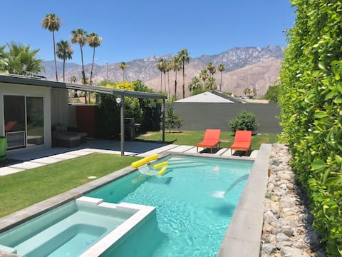 RETRO RANCHITO in PALM SPRINGS Organic & Holistic