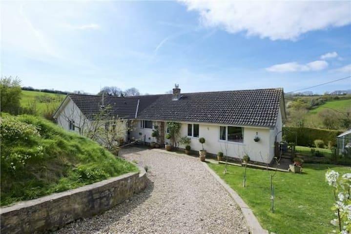 Farm house, near River Cottage, Lyme Regis, Seaton
