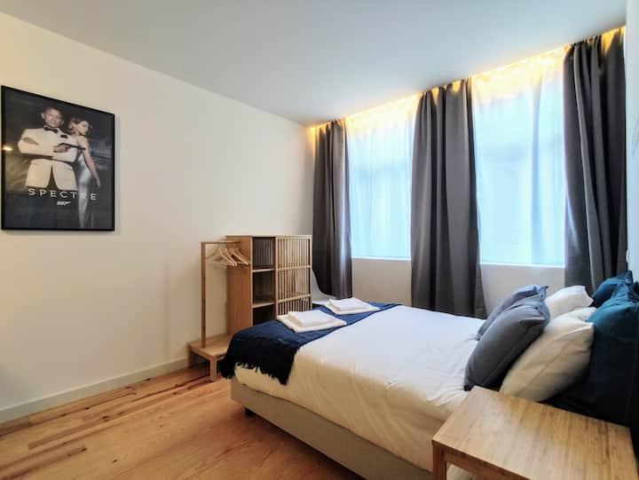 Bombarda Cinema Apartments _ Delux Apartment