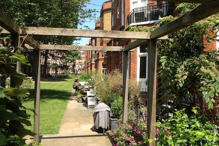 OFFER - Romantic Victorian flat - London - Apartment