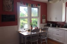 The Lighthouse Suite in Character Home.