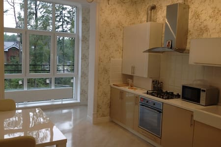 Комфортная квартира на берегу моря. - Svetlogorsk