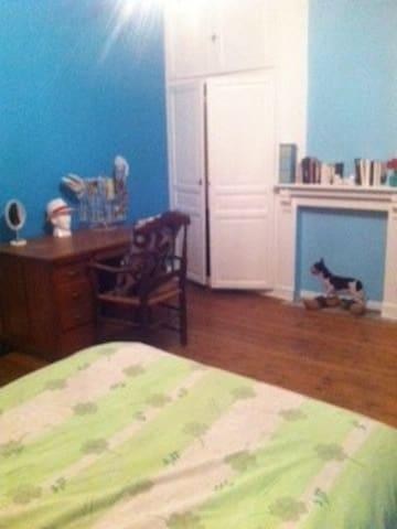 Chambre dans une maison de caractère - Grenay - Bed & Breakfast
