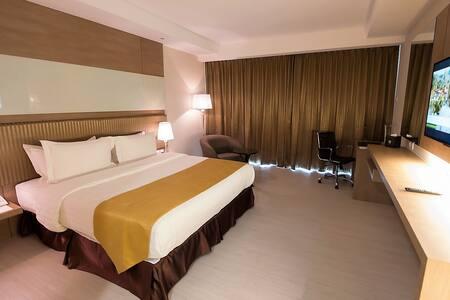 Garden Sentral Hotel & Apartment