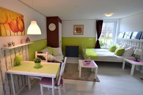 Appartement spacieux à Blowatz près de la mer