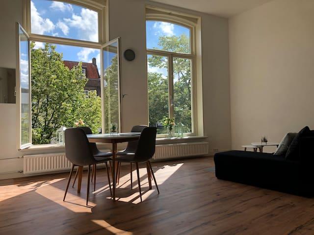 Appartement hartje centrum Leeuwarden