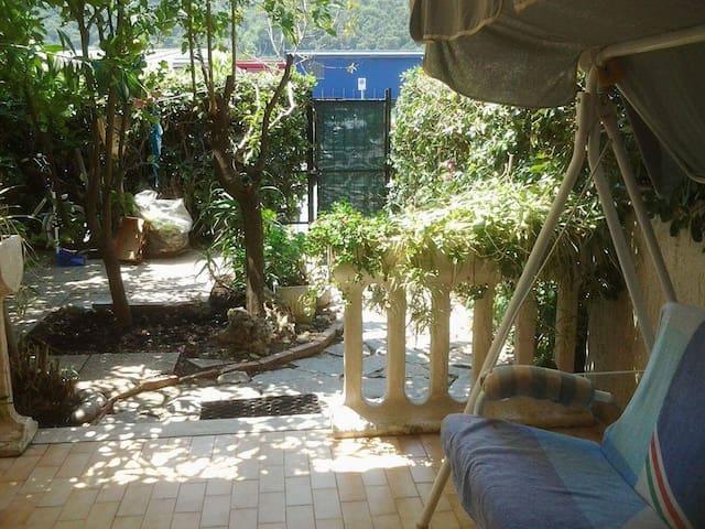Comodo Appartamento con giardino - Andora
