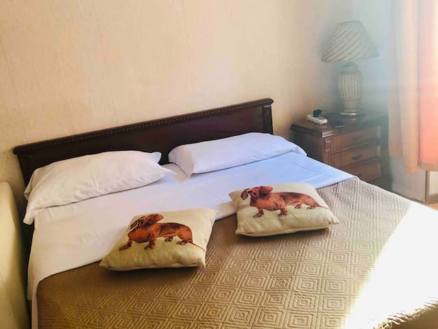 Linna's double room  ,nearby TERMINI STATION  B