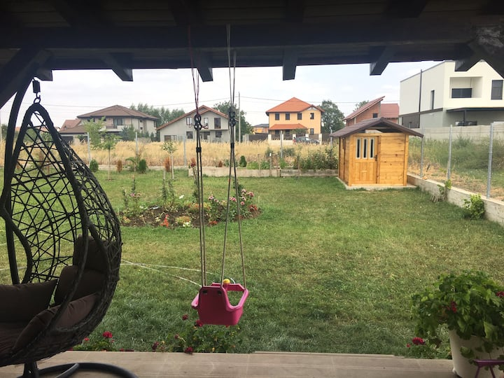 Nice house in new district near Timisoara center