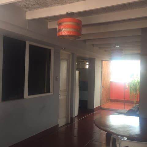Apartment located in excellent area - Distrito de Lima