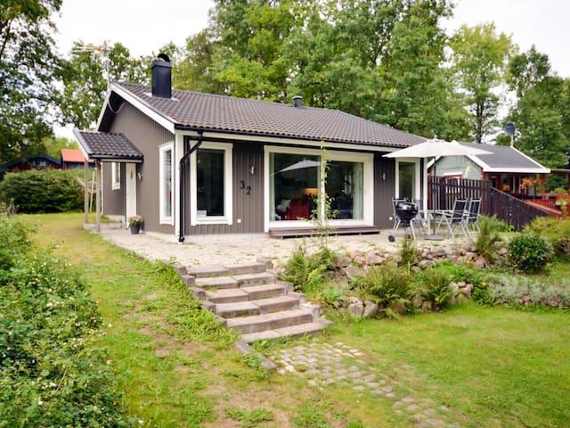 House Hyltebruk in Halland