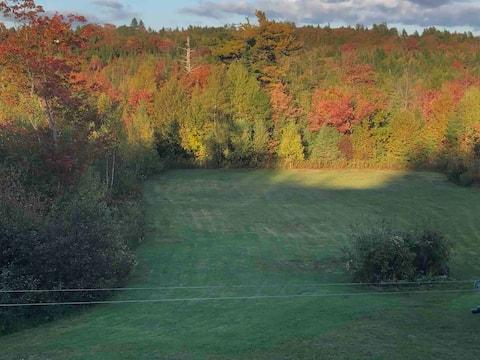 Golfers resort private oasis