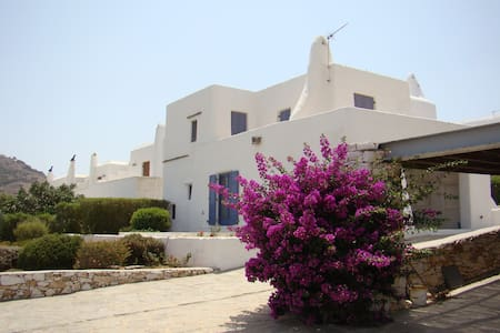 70m² Beautiful Villa Vergo in Marpissa Paros - Marpissa