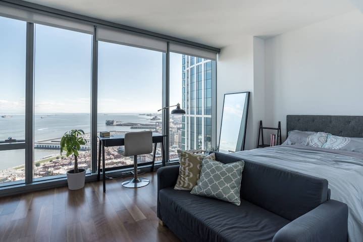 Amazing View Apartment in Luxury Building - San Francisco - Appartement