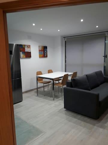 Apartamento nuevo en el centro - Elx