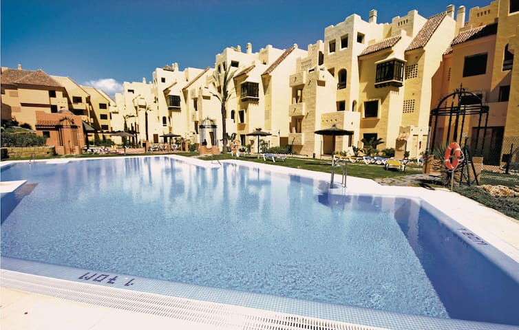 Holiday apartment with 2 bedrooms on 95m² in Manilva-La Duquesa