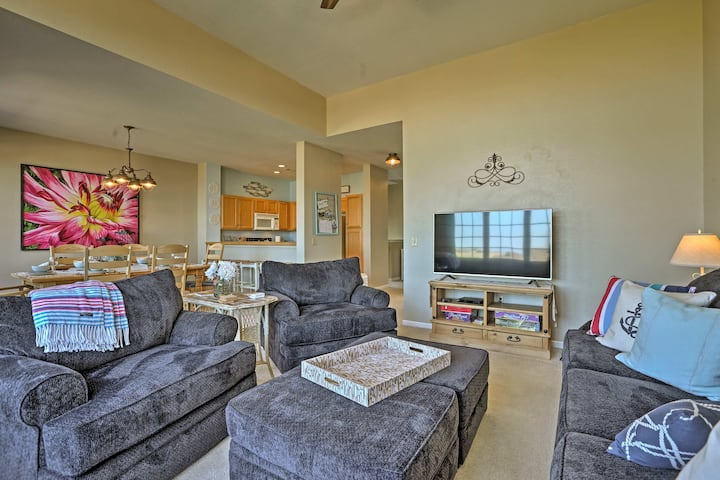 Condo w/ Lake McConaughy Views, Near Golf Course!