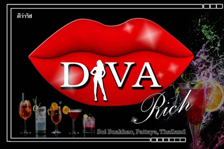 Diva rich beer bar & guesthouse