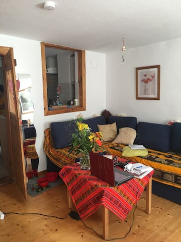 Nice romantic place in Weinheim - Weinheim - Apartment