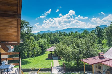 Horace Guesthouse in Transylvania -nature & relax-