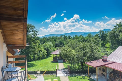 Horace Guesthouse in Transylvania *NEW - HOT TUB*