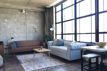 City Loft w/ View of Downtown Knox - 诺克斯维尔(Knoxville) - 阁楼