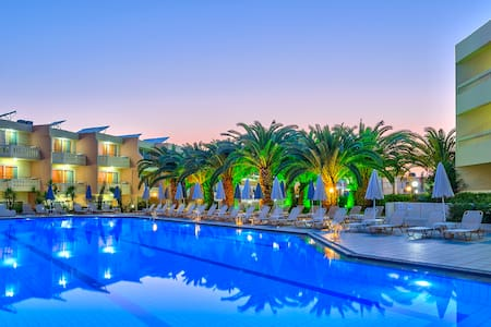 Atrion resort hotel and apartments - Mournies