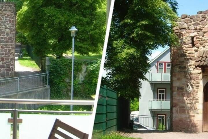 Ferienwohnung am Hellgrevenhof im Zentrum