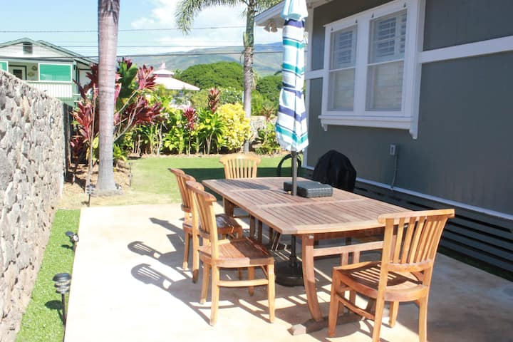 Chic 3Bd Plantation Home sleeps 6