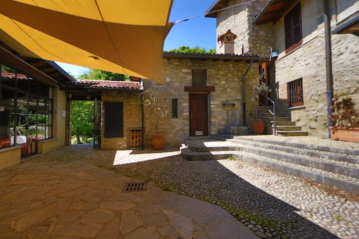 Cascina Respaù - Hostel & Trattoria - north