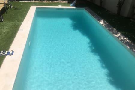 P.baja 3hbt piscina propia - San José  - Casa
