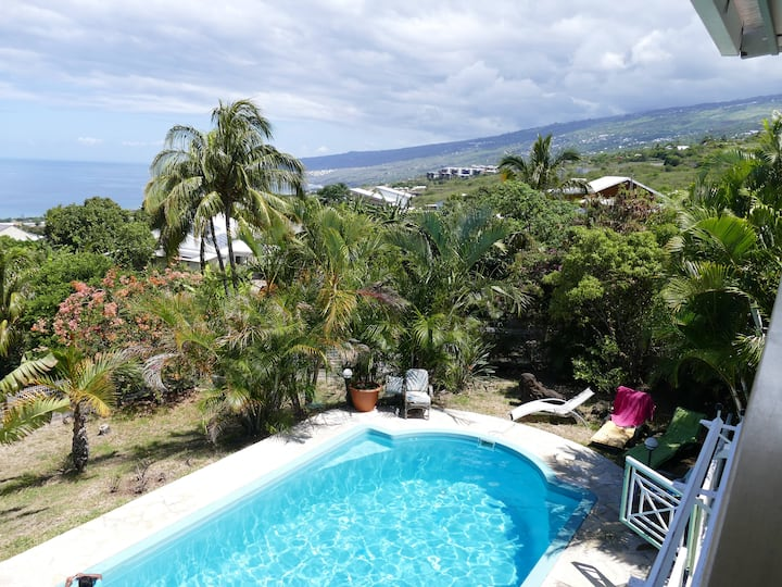 Villa à Stella avec piscine