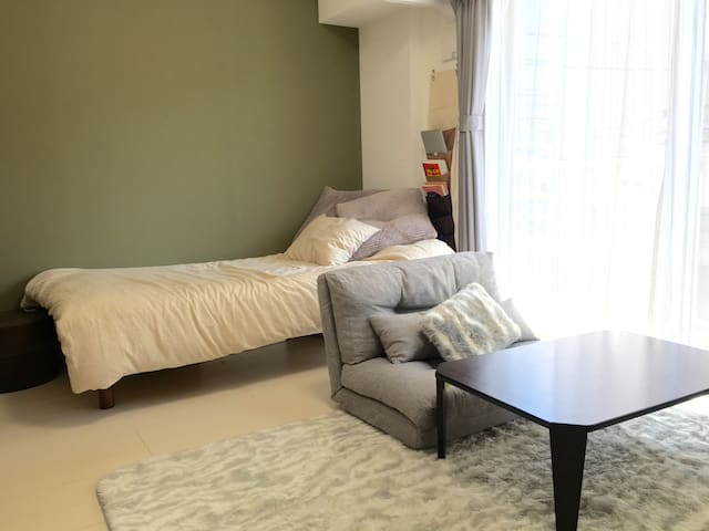 *Cozy apartment in Vibrant area* Nakano! - Шинжуку