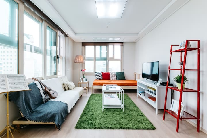 Luxury Best House/ 2rooms/Myeongdong/Dongdaemun - Jung-gu - Daire