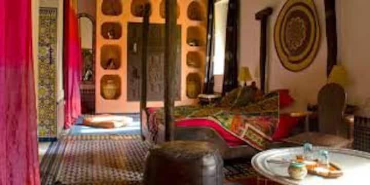 Riad Al Bartal Guest House Fes, Morocco