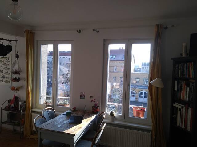 Gemütliches Zimmer im schönen Plagwitz