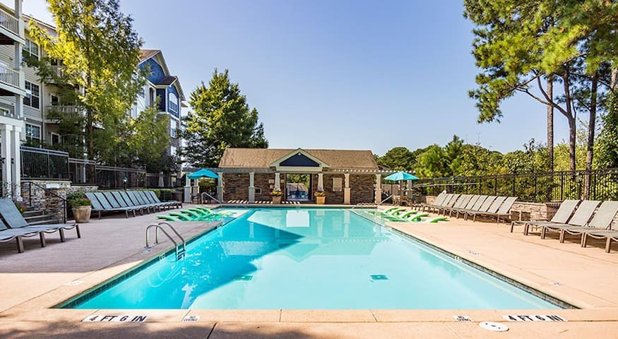 Gorgeous Vacation Atlanta Home; Entire Apartment