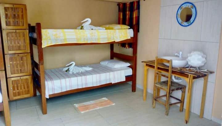 Cute Dorm Bed #4 near the beach in Cumbuco