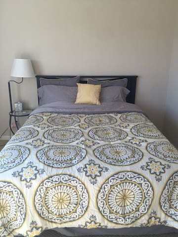 Private Guest Suite with near SFO Airport - South San Francisco - Hus