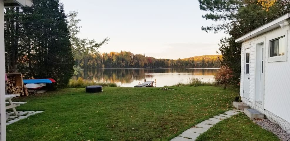 Chalet Lac Pope