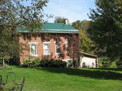 Valley Mills Miller's Cottage