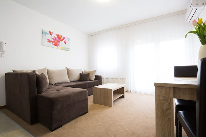 Lala Luxury Suite, Two Bedroom Apt, 45m2 - Beograd - Apartament